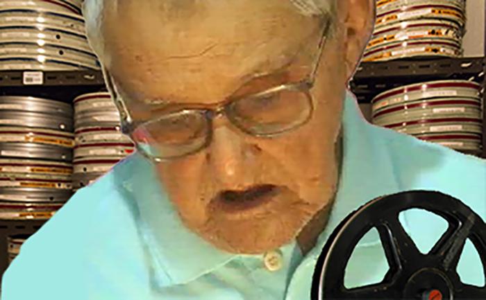 Pioneiro do cinema paraibano Severino Alexandre Santos
