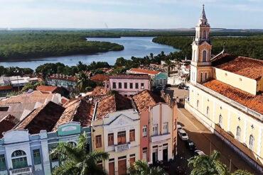 Centro Histórico de João Pessoa - Paraíba